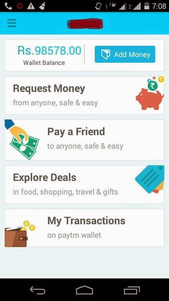 BANG*Upadated) PAYTM Hack Trick Get Unlimited Recharge From