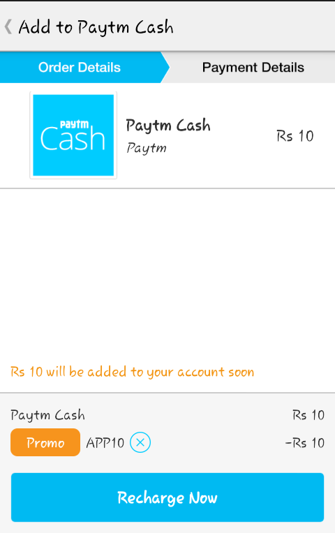 DHOOM*)PAYTM APP10 HACK TRICK TO EARN RS 10 IN ALL ACOOUNTS - Free