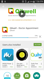(*DHOOM*) DOWNLOAD QIKWELL APP AND GET RS.25 IN PAYTM WALLET