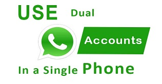 (*COOL*) USE 2 WHATSAPP ACCOUNT IN SINGLE MOBILE-HOT TRICK