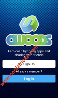 (*BOOM*) OWOODS MONEY APP TRICK-Rs.10/SHARE Mobile Recharge/Bank transfer-OCT'15