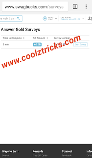 [*DHOOM*]SWAGBUCKS WEB TRICK-EARN ALL GVs,PAYPAL MONEY ADDER[+PROOF]-NOV'15