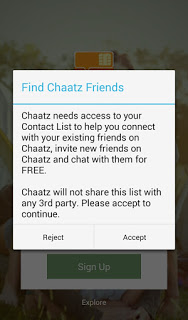[*LOOT*] CHAATZ APP TRICK-GET UNLIMITED FREE RECHARGE BY 1 NO. (PROOF)-DEC'15