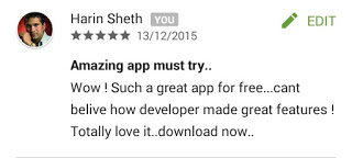 [*EXCLUSIVE*] 10 RS. PAYTM FREE - WRITE 1 APP REVIEW (PROOF) - DEC'15