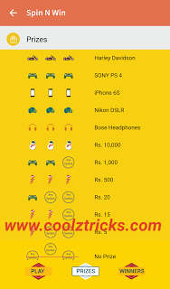 [*LOOT*] FREECHARGE APP TRICK-50 Rs. CB ON SIGN UP+REFER AND EARN (+UNLIMITED)-NOV'15