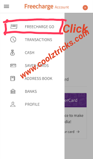 UPDATE 5 [*LOOT*] FREECHARGE APP TRICK-REFER AND EARN UNLIMITED TO BANK-NOV'15