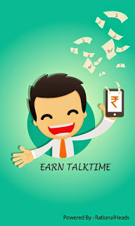 (*DHAMAKA*) EARN TALKTIME 120 RS. PER REFER + UNLIMITED RECHARGE TRICK *1ST ON NET*-JUNE'15