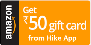 Working again loot get rs50 amazon gift voucher to generate unlimited amazon vouchers using one hike account and trick to add unlimited amazon voucher in one amazon account added below with proof negle Gallery