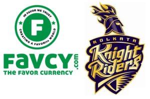 Favcy KKR free jersey unlimited trick logo