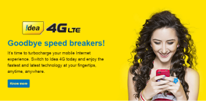"Idea 4G Trick-Get 1 GB 4G Data ""Absolutely"" Free Official-May'16"