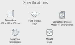 OnePlus 3 VR Loop Headset
