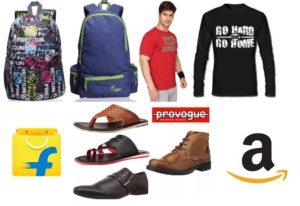 Backpack T-Shirt Mens Footwear