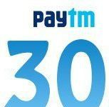 (Loot) Get Rs.30 Paytm Cash on Complete small Survey + Proof-July'16