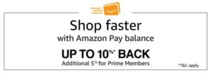 Amazon Fashion End of Season Sale : Get Upto 70% OFF + Extra 15% Cashback