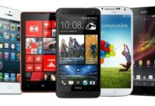4G VoLTE Android Smartphones