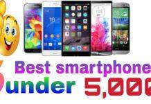 4G VoLTE Android Smarphones