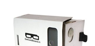 (Loot)Amazon-Cardboard Virtual Reality Kit VR headset In Just Rs.195