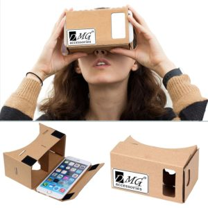 Amazon Loot-Buy DMG VR Google Cardboard Kit with Straps In Just Rs.149 (Worth Rs.699)