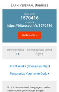 HOT*} Bituro App : Refer & Earn Unlimited Free Paypal Cash/Vouchers