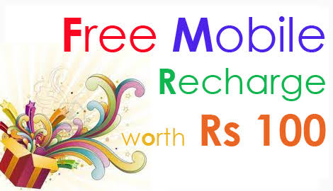 OVER) Free Recharge Trick To Get Rs 100 Free Recharge In Rs 0 - Free