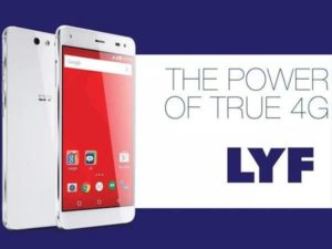 Jio LYF Easy-Jio To Launch Cheapest LYF 4G Smartphone In Just Rs.1000(Early News)