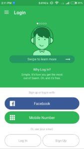 (LOOT) Saavn App : Download & Get Free Instant Data Recharge