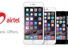 Airtel Apple Infinity Plan