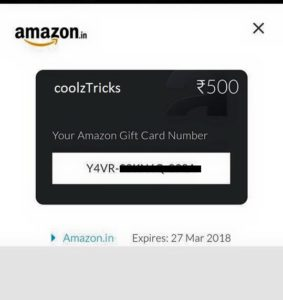 Redeem Time Trick To Win Free Rs2000 Amazon Gift Cards Unlimited