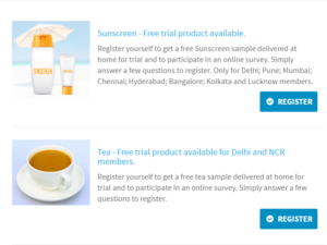 (Freebies Loot) HomeTesterClub -Register & Get Free products Every month