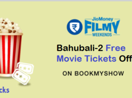 Trick To Book Two Bahubali 2 Movie Tickets Absolutely For Free (Combo Trick)