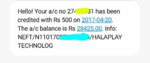 (Play & Earn Real Cash) HalaPlay - Rs 125 on Sign up & 100 Rs Per Refer