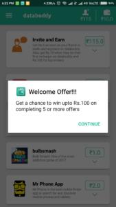 Proof] DataBuddy App Refer & Earn Free Paytm Cash | Instant