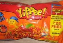 Yippee Noodles Amazon Offer - Free Rs.25 Amazon Gift Voucher