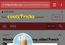 [Freebie Loot] Get a Free Dunkin' Shaken Iced Coffee From TOI Website