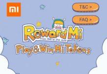 Mi RewardMi Game-Win Mi Reward Tokens & Convert it in Mi F-code & Vouchers