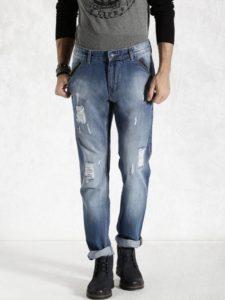 (Loot) Flipkart- Roadster Men's Branded Jeans In 80% Off(Starting@500)