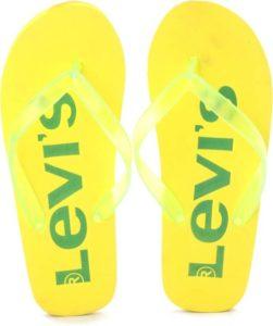 Flipkart Levi's Slippers Deal
