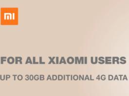 Jio Xiaomi Offer - Free Upto 30GB 4G Data For All Xiaomi Redmi Phone Users