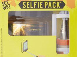 (Star Deal) Amazon Set Wet Hair Gel + Free Selfie Stick In Just Rs.150