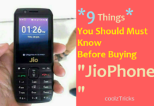 9 Things You Should Must Know Before Buying JioPhone