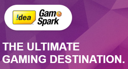 (Free 4G) Download Idea Game Spark & Get Free 512 MB Data