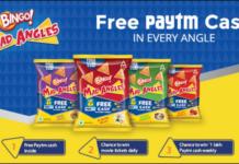 Paytm Bingo Mad Angles Offer-Get Free Rs.30 Cash, Movie Tickets&1 Lakh Paytm Cash