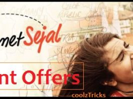 Jab Harry Met Sejal Online Ticket Booking Discount Offers (All in 1)