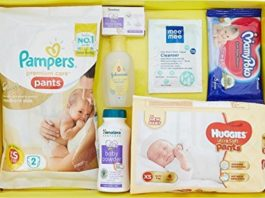 Baby Welcome Kit