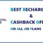(Best) Jio Recharge & Cashback Offers For All Plans August 2017