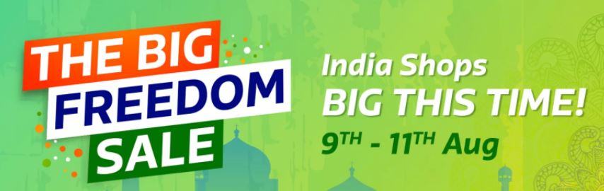 8d3d11f3d Flipkart Big Freedom Sale Aug 17-All Deals   Loots