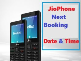 When JioPhone Next Booking Will Start? -Know Here