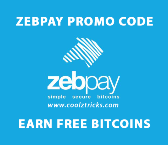 Zebpay Promo Code