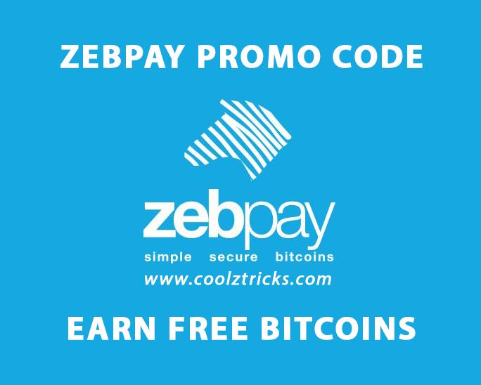 Zebpay promo code trick to get free rs100 bitcoins ccuart Choice Image