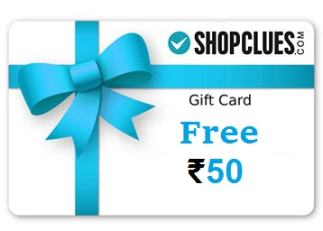 Shopclues Loot- Download App & Get Free Rs.50 Bucks